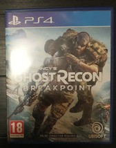 Tom Clancy's Ghost Recon: Breakpoint - PS4 - $15.00