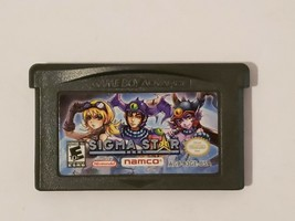 Sigma Star Saga 2005 Nintendo Game Boy Advance GBA Game Cartridge - $53.40 CAD