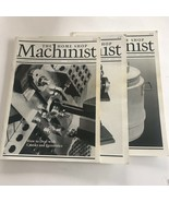 Vintage The Home Shop Machinist Magazine Back Issue 1987/1989 Lot 3 A2581 - $24.45