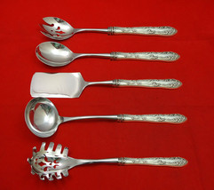 Old English by Towle Sterling Silver Hostess Set 5pc HHWS  Custom Made - $306.95