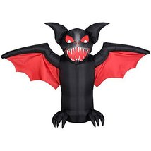 Scary Bat Airblown Inflatable Halloween Prop Decoration - $19.99