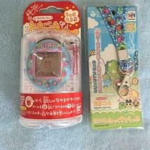Bandai Tamagotchi Plus red series CIAO Tama R K42 & Neck strap set Made ... - $199.99
