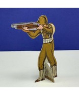 Bomber Raid vtg board game piece 1943 Fairchild toy soldier military sni... - $19.69
