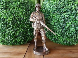 HONOR AND COURAGE - AMERICAN SOLDIER VERONESE WU76815A4 - $77.22