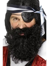 Pirate Beard.  Black - $10.73
