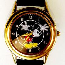 Mickey, Disney Mans Fossil Mood Color Change Dial Unworn Watch LI-2014 O... - $157.26