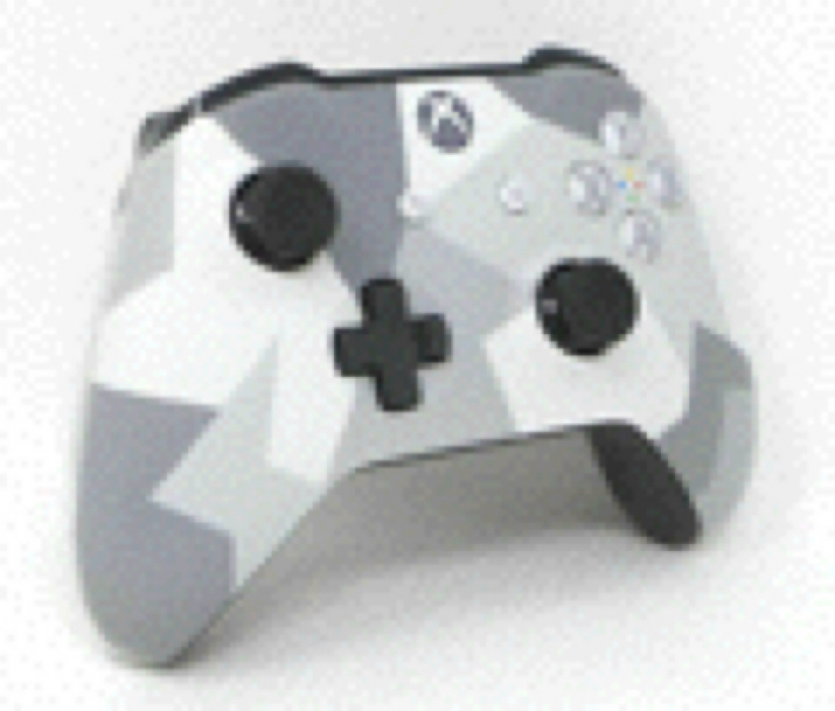 Xbox One Winter Forces Wireless Controller