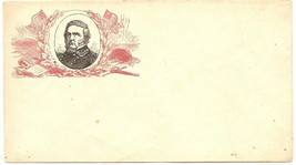 General Randolph Scott Civil War Patriotic Patriotic Cover - $19.00