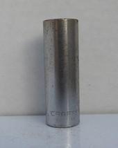 """Vintage Craftsman 5/8"""", V Series, #43335 6 Point 3/8ʺ Drive Deep Socket USA - $10.28"""