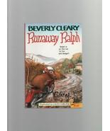 Runaway Ralph - Beverly Cleary - SC - 1991 - Troll Associates - 0380709538. - $4.41