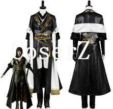 Final Fantasy XV FF15 Gentiana Outfit Full Set Custom Made Cosplay Costum - $145.00