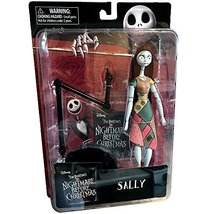 Disney Tim Burton's The Nightmare Before Christmas Sally Figure with Sta... - $34.64