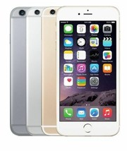 Apple iPhone 6 Plus 16GB Unlocked Smartphone Mobile Silver a1524 image 1
