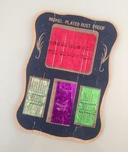 "Vintage 40s Rare ""My Darling"" needle book image 3"