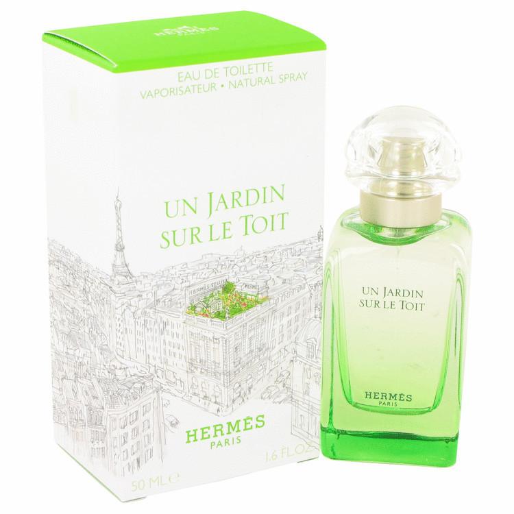Hermes paris un jardin sur le toit 1.7 oz perfume