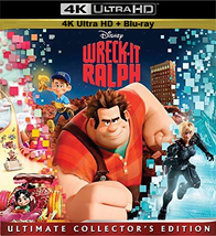 Disney Wreck It Ralph [4K UHD + Blu-ray]