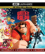 Disney Wreck It Ralph [4K UHD + Blu-ray] - $19.95