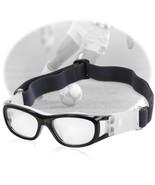 Children Basketball Football Sports Eyewear Goggles(BLACK) - $9.48