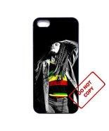 Bob Marley, Iron Lion in Zion Iphone 7 case Customized Premium plastic p... - $13.85