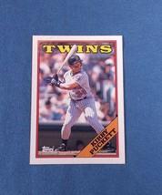 1988 - TOPPS - #120 - Kirby Puckett - $0.25