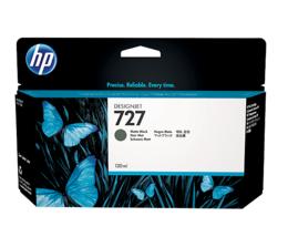 HP B3P23A Designjet-727 T1500 Black Inkjet Ink Cartridge 130-Ml Page Yie... - $96.97