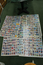 1982 Topps UNCUT Sheet Lot sheets condition Rose Yaz Seave Ryan - $178.19