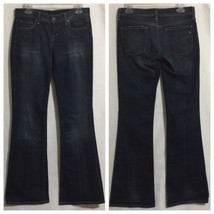 Citizens of Humanity Womens Size 26 Ingrid #002 Low Waist Flare Jeans - $49.49