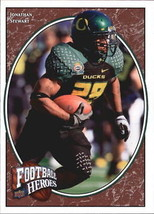 2008 Upper Deck Football Heroes #164 Jonathan Stewart > Carolina Panthers Ore - $0.99