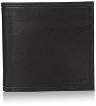 DOCKERS Men's Bifold Leather Wallet - Thin Slimfold RFID Blocking Securi... - $28.48