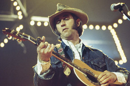 Don Williams Country Music Legend Stetson Guitar Concert 18x24 Poster - $23.99