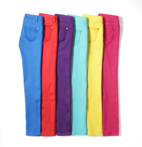 CELEBRITY PINK GIRLS Solid Color Skinny Jeans Girls 7-16 - $19.99