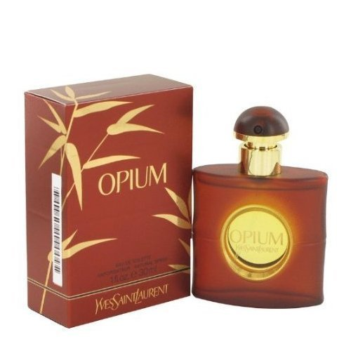 OPIUM by Yves Saint Laurent Eau De Toilette Spray (New Packaging) 1 oz / 30 ml f