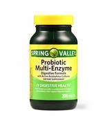 Spring Valley Probiotic Multi-Enzyme Digestive Formula Tablets, 200 Ct - $26.97