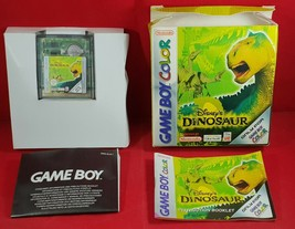Disney's Dinosaur (Nintendo Game Boy Color) - $13.61