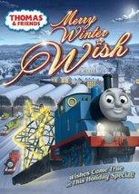 Thomas & Friends: Merry Winter Wish DVD