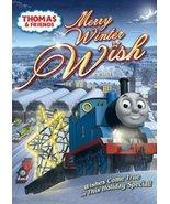 Thomas & Friends: Merry Winter Wish DVD - $3.95
