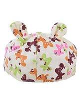 Summer Baby Hats/Caps Cartoon Pure Cotton Cloth Caps Horse