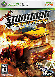 Primary image for Pre-Owned ~ Stuntman Ignition (Microsoft Xbox 360, 2007) ~ CIB ~ Good Condition
