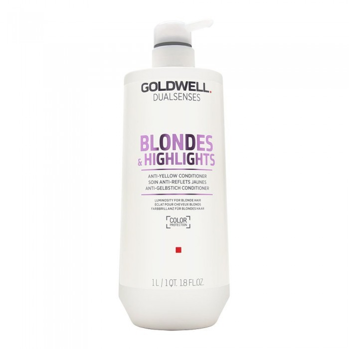 Goldwell Dualsenses - Blonde & Highlights Anti-Yellow Conditioner Liter
