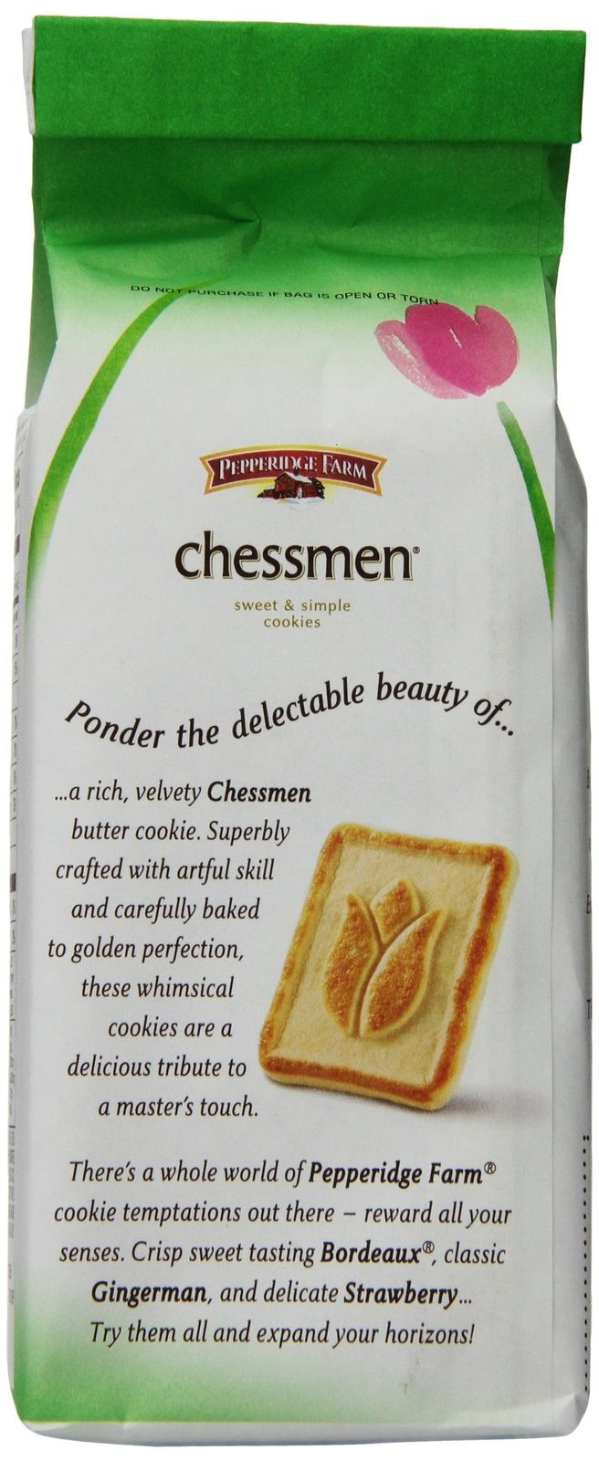 Pepperidge Farm Chessmen Cookies, 7.25 Ounce (Pack of 24) image 3
