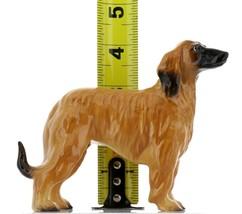 Hagen Renaker Pedigree Dog Afghan Hound Ceramic Figurine image 2