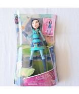 Mulan Warrior Princess Doll w/ Sword Disney Movie - $18.80