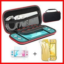 Compatible Nintendo Switch Lite Carrying Case, Suptempo Mini Switch Lite... - $22.03