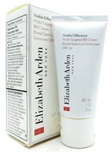 ELIZABETH ARDEN VISIBLE DIFFERENCE MULTI-TARGETED BB CREAM SPF30 U CHOSE... - $10.33