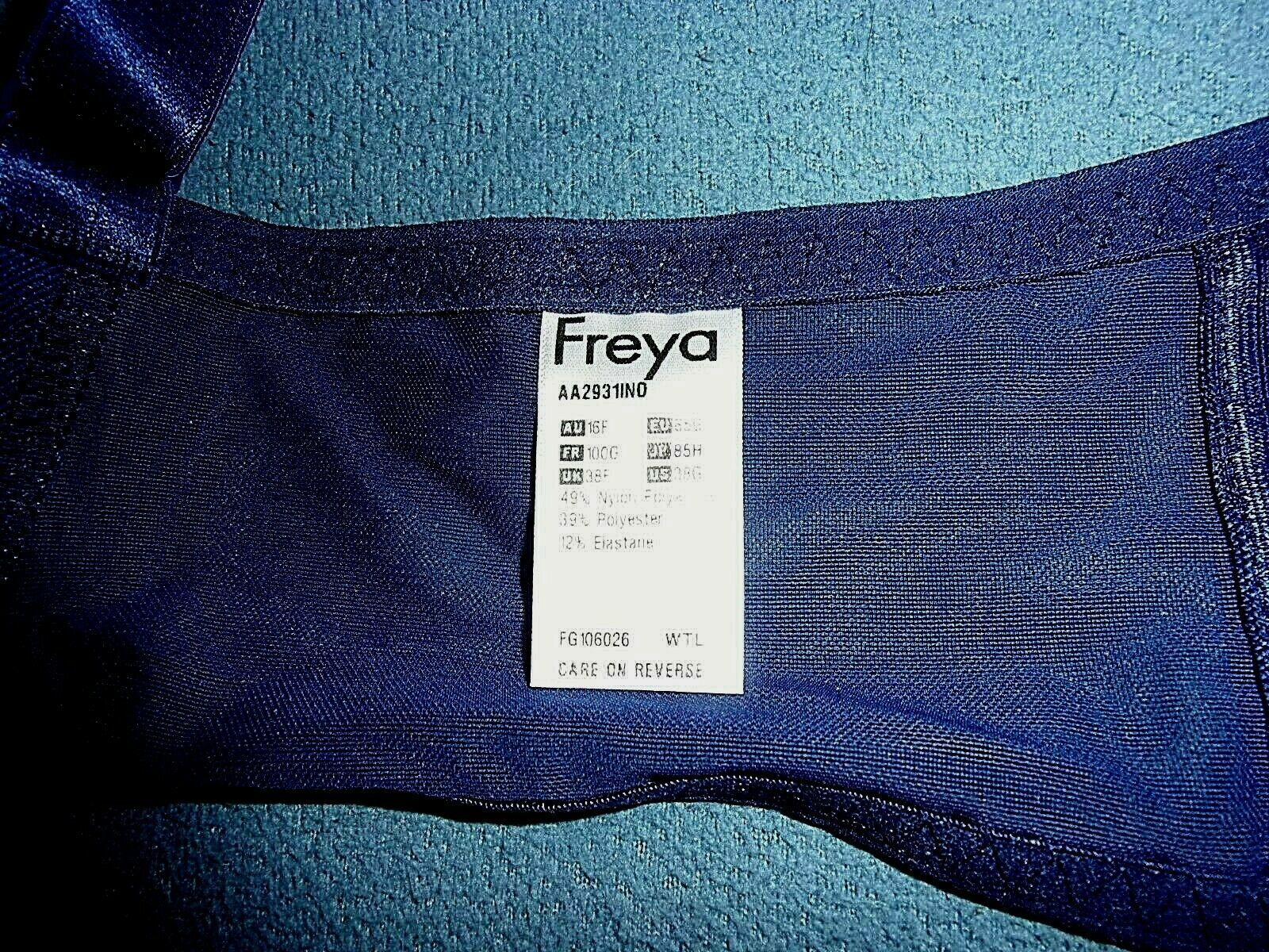 Freya Cosmic Underwire Balcony Bra AA2931