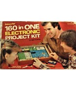 Science Fair 160 in One Electronic Project Kit - $24.95