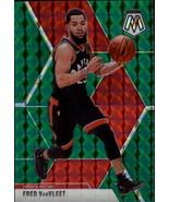 2019-20 Panini Mosaic Green #9 Fred VanVleet Raptors - $7.95