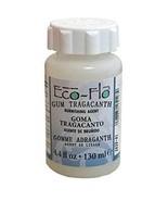 Tandy Leather Eco-Flo Gum Tragacanth 4.4 fl. oz. 132 ml 2620-01 - $12.13
