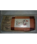 Wood Duck Kit Wickin Stitchin NIP Candlewicking and Crewel 1983 Flying F... - $16.99