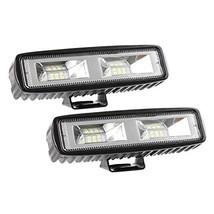 6 Inch LED Light Bar,EBESTauto LED Pods Working Light 36W LED Driving Fog Light